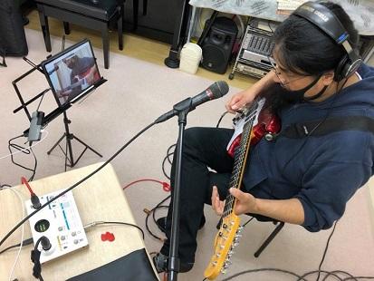 ギター個人レッスン教室 神戸・三宮 初心者の方にもおすすめの楽しい授業風景