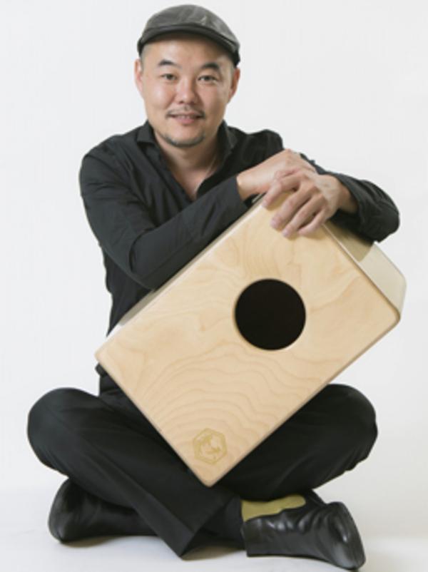 カホン個人レッスン教室 神戸・大阪 様々な音色の叩き方と演奏例