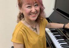 ジャズ・ポピュラーピアノ個人レッスン教室 三宮・灘区 New York State Of Mind弾き語り演奏