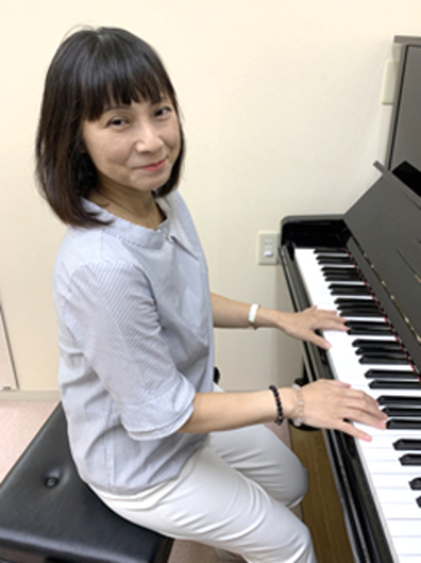 こどものピアノ個人レッスン教室 三宮・灘区 人気の先生の『月の光』演奏