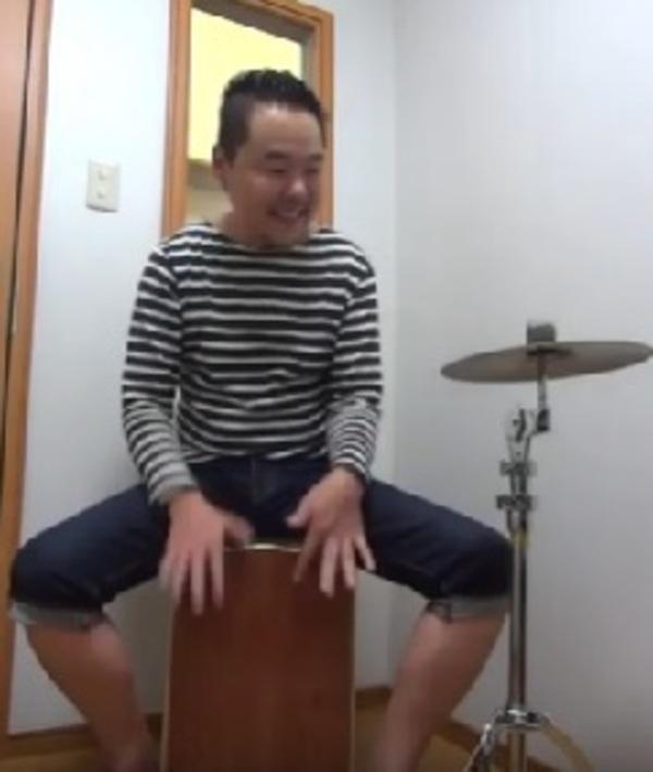 カホン個人レッスン教室 神戸・大阪 カホン叩き方、ソロ演奏