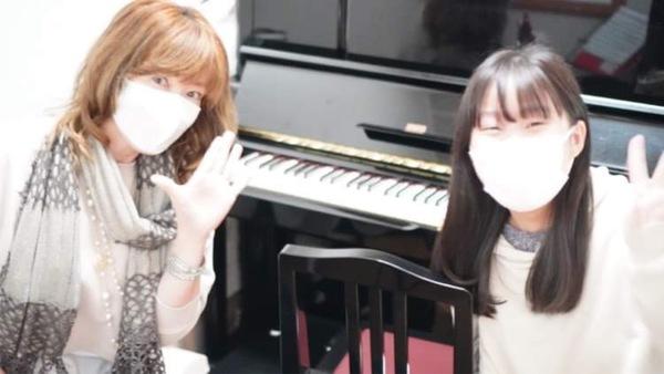 ピアノ・ヴォーカル講師佐野先生のインタビュー