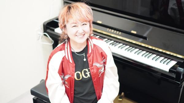ジャズ・ポピュラーピアノ・ボイストレーニング講師大原先生のインタビュー
